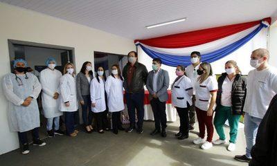 Vaesken asegura que seguirá inaugurando obras y fortaleciendo el sistema sanitario – Diario TNPRESS