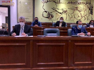 Concejal Agustín Torres sobre la presentación de defensa el día de ayer del Intendente .