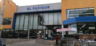 El Cacique reabre su local en Luque • Luque Noticias