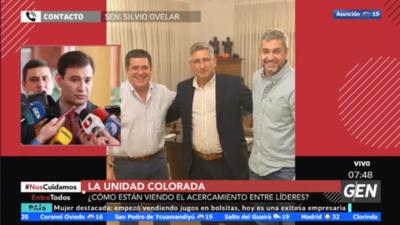 HOY / Senador Silvio Ovelar, sobre la unidad en la ANR