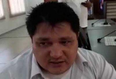 AUDIO: Concejal Ivo Lezcano sobre intervención Municipal