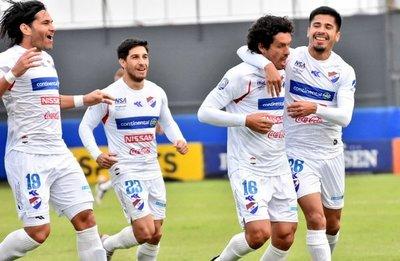 Cristian Riveros registró el mejor gol de la jornada