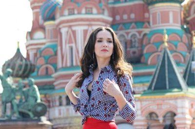 El furor de Natalia Oreiro en Rusia llega a Netflix