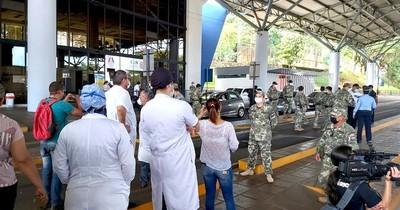 Unión Europea ayuda a acoger repatriados por COVID-19 varados en Triple Frontera