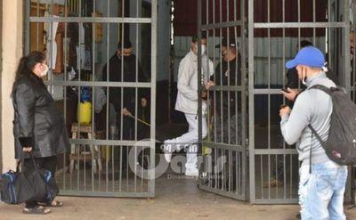 Unos 30 reclusos más fueron sometidos a las pruebas de Covid-19 en Tacumbú