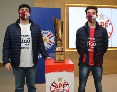 APF premia a los gamers de Cerro Porteño