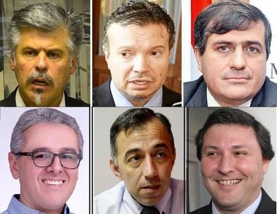 """""""Los hombres de Desirée Masi"""" en el gobierno de Abdo Benítez"""