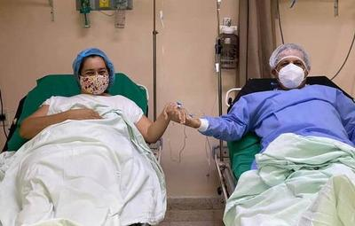 ¡Qué amor! Mujer donó uno de sus riñones a su esposo