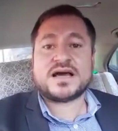Fiscal se opone a intento de la mafia zacariista por blanquear al hurrero Elías Bernal