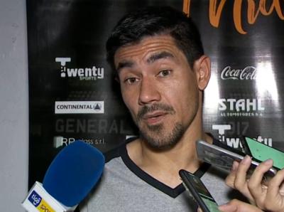 Cristian Martínez se refiere a su llegada a San Lorenzo