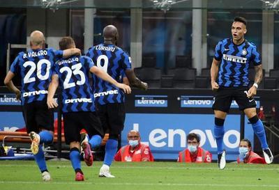 Un golazo de Lautaro le da el triunfo al Inter