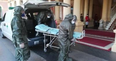 COVID19: Confirman dos fallecidos este martes y 60 casos sin nexo.