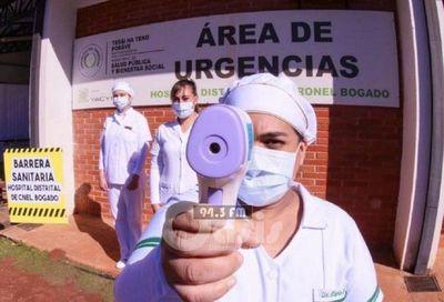 Salud registra 126 nuevos contagios de Covid-19 y dos fallecidos