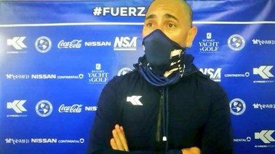 Sol de América presentó a Orteman como su nuevo entrenador