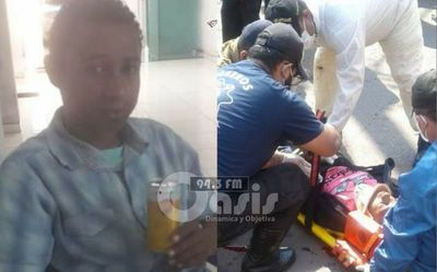 Motociclista falleció tras impactar contra un camión en Pedro Juan