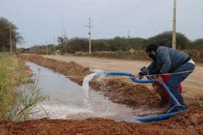 Agua potable en el Chaco: El acueducto está en proceso de ajustes técnicos, dice ministro