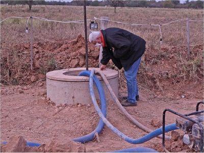 Acueducto del Chaco registró un caño roto a días de su inauguración