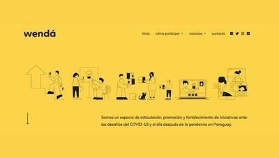 Wendá: una plataforma colaborativa que busca impulsar el comercio y las iniciativas sociales