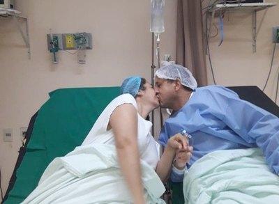 Con el corazón, le donó riñón a su pierna peluda
