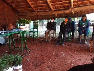 Comunidades indígenas se suman a la reforestación en el Alto Paraná