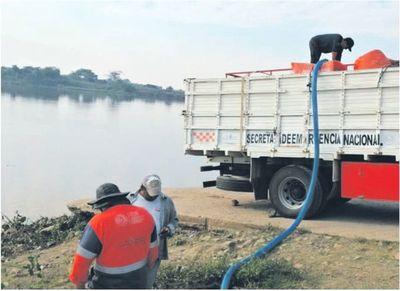 SEN envía apoyo para  asistencia por sequía