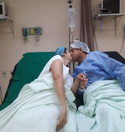 Joven pareja es protagonista del 123º trasplante renal en el Hospital de Clínicas
