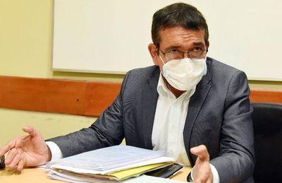 Titular de ANNP violó la CN al ceder depósito franco, denuncia senador