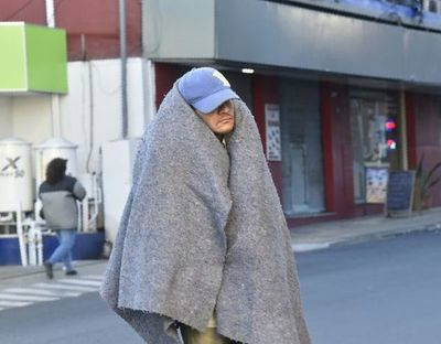 Clima frío, vientos del sur y sin lluvias para este miércoles