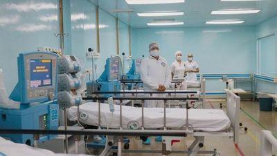 Ocupación de camas de terapia intensiva pone en alerta amarilla a Salud Pública