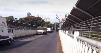 Diputados pide a Salud Pública un protocolo sanitario que permita la apertura del Puente de la Amistad
