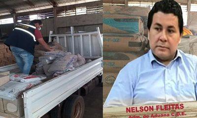 Administrador de Aduana de C. del Este  da vía libre al contrabando a gran escala – Diario TNPRESS