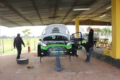 Mientras Central siga en Fase 3 está difícil la vuelta de las competencias oficiales de Rally