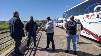 Caravana busca dar fuerza a proyecto de ley de emergencia