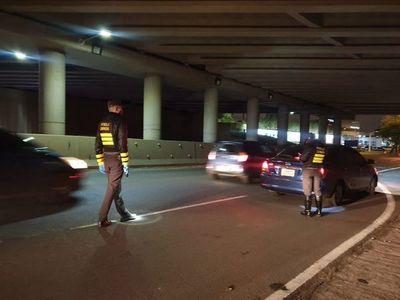 Caminera reiniciará controles rutinarios en las rutas