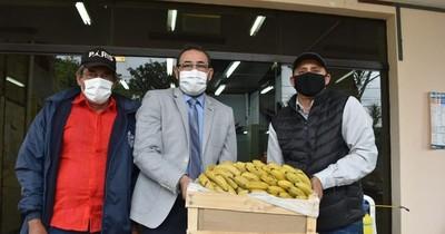 Cien productores de banana de San Pedro recibirán asistencia crediticia