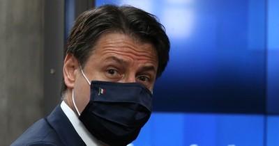 Parlamento italiano autoriza prolongar estado de urgencia por COVID-19