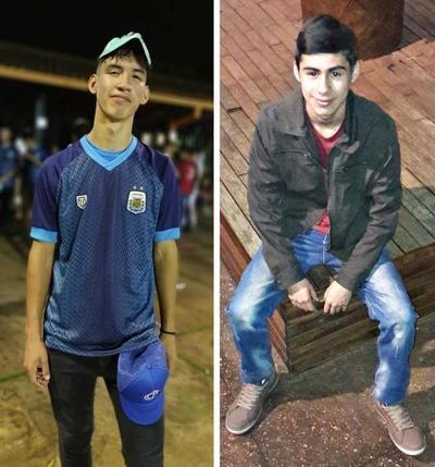 Dos alumnos del colegio Área 5 desaparecen en el río Paraná