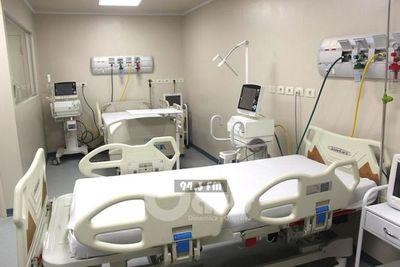 Aumenta ocupación de camas de terapia y la situación más preocupante es en Ciudad del Este