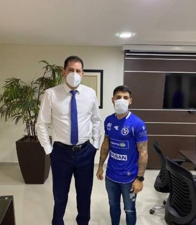 HOY / Sol de América hace oficial la llegada de Gabriel Esparza
