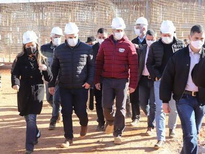 """Nuevas penitenciarías, actualmente bajo construcción """"van a generar gran alivio al sistema"""", afirman"""