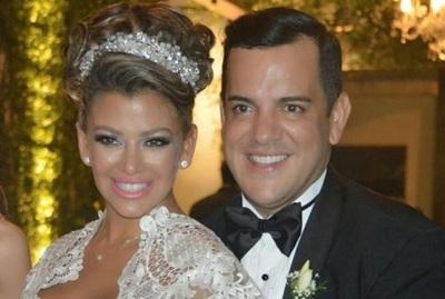 Presumen que el casamiento de Marly y Rodolfo se pagó con dinero de la gobernación del Guairá