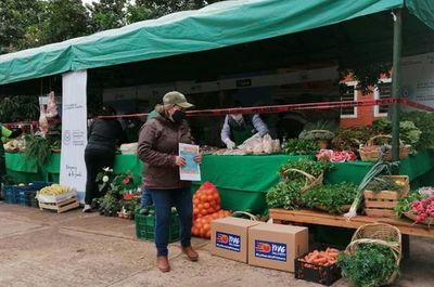 Feria del MAG benefició a 47 familias rurales