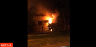 Mujer muere en incendio de vivienda – Prensa 5