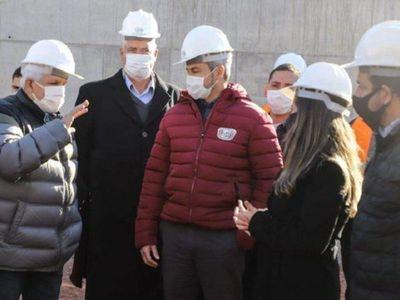 Marito anunció que analizan retroceder de fase en Ciudad del Este