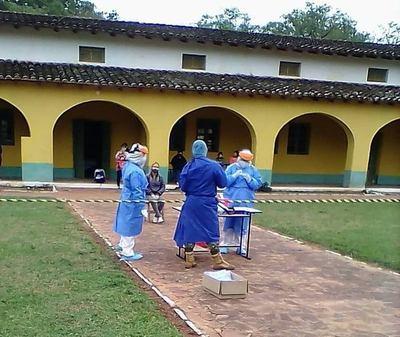 Misioneros retornados desde Argentina, aguardan por resultados de COVID-19