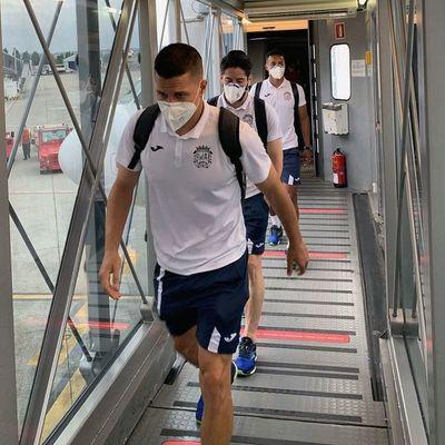 El virus inunda el fútbol español