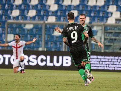 Caputo supera los 20 goles y gana su apuesta para cenar con Del Piero