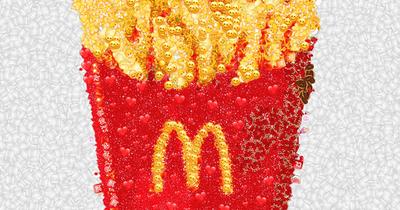 Idea paraguaya de exportación: McDonald's recrea sus productos usando solo emojis