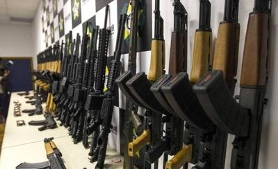 HOY / Interceptan en Brasil una banda que traficaba armas desde Paraguay