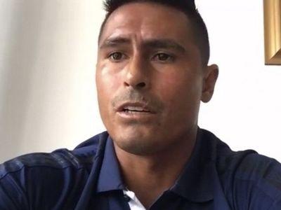 Osvaldo Martínez asegura no sentirse titular en el Puebla